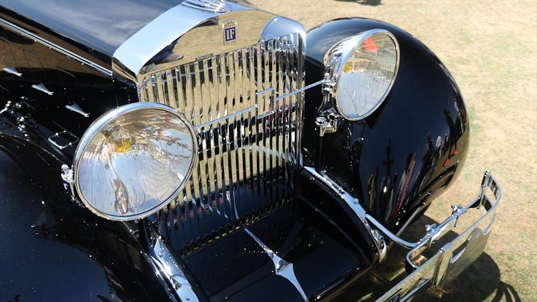 Best in Show: 1924 Isotta Fraschini Tipo 8A | Pebble Beach 2015