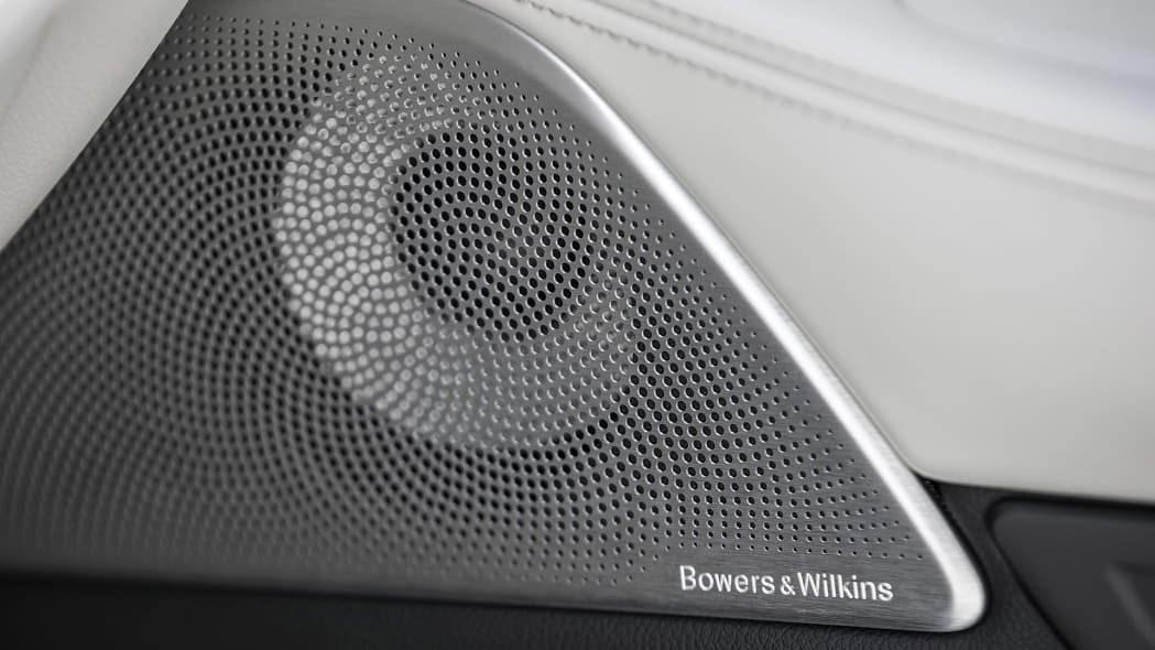 2016 BMW 7 Series door speaker