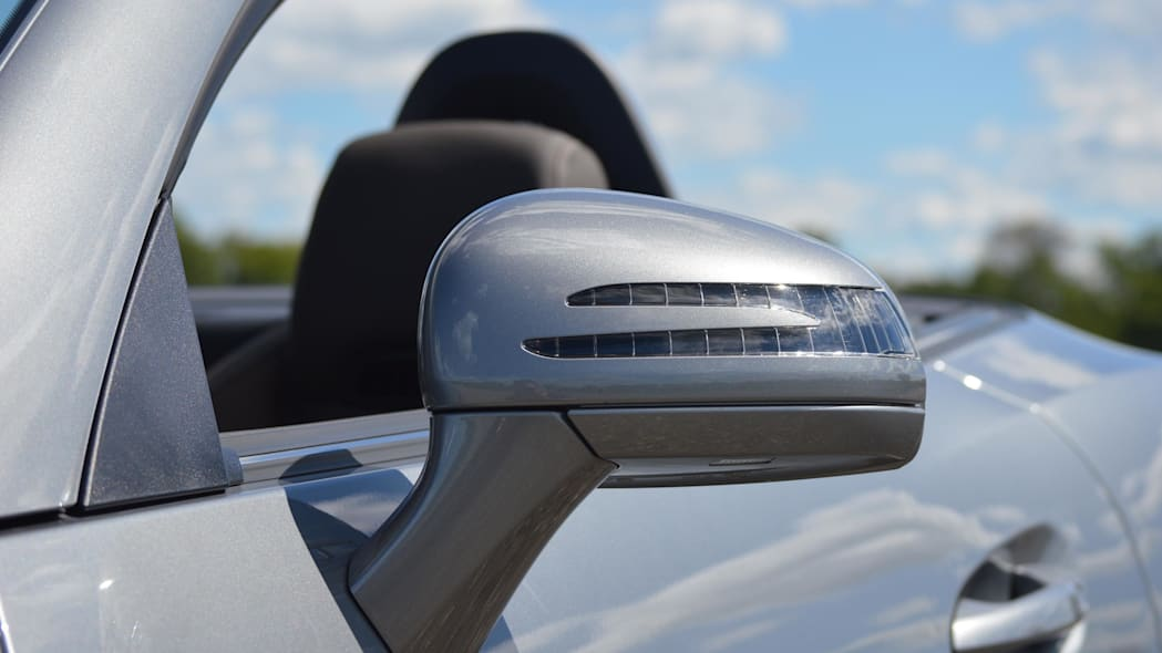 2015 mercedes-benz slk250 sideview mirror