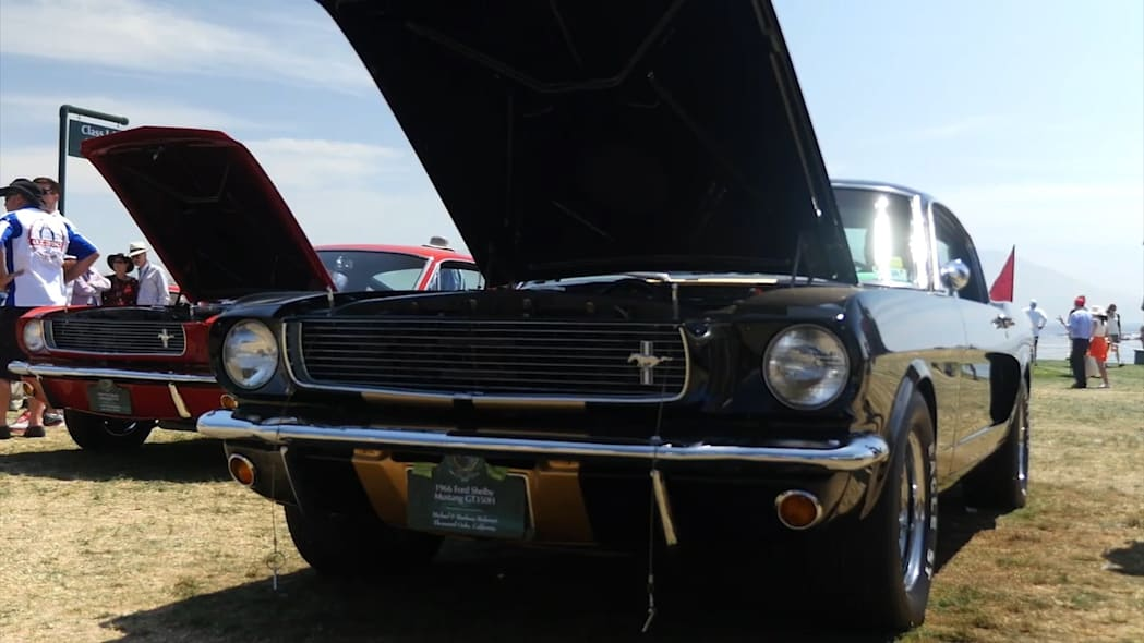 1966 Ford Shelby Mustang GT350H | Beauty-Roll