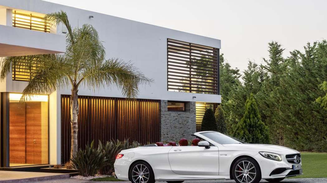 s63 mercedes-amg convertible cabriolet
