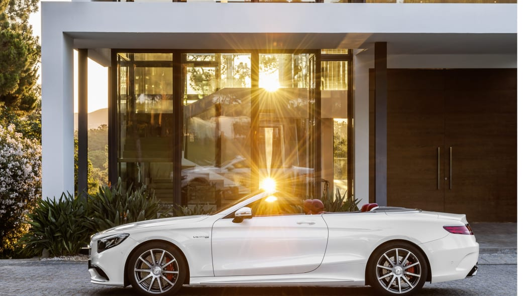 s-class sun cabriolet s63 mercedes-amg convertible