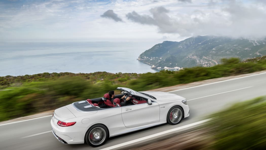mercedes s-class cabriolet s63 amg convertible
