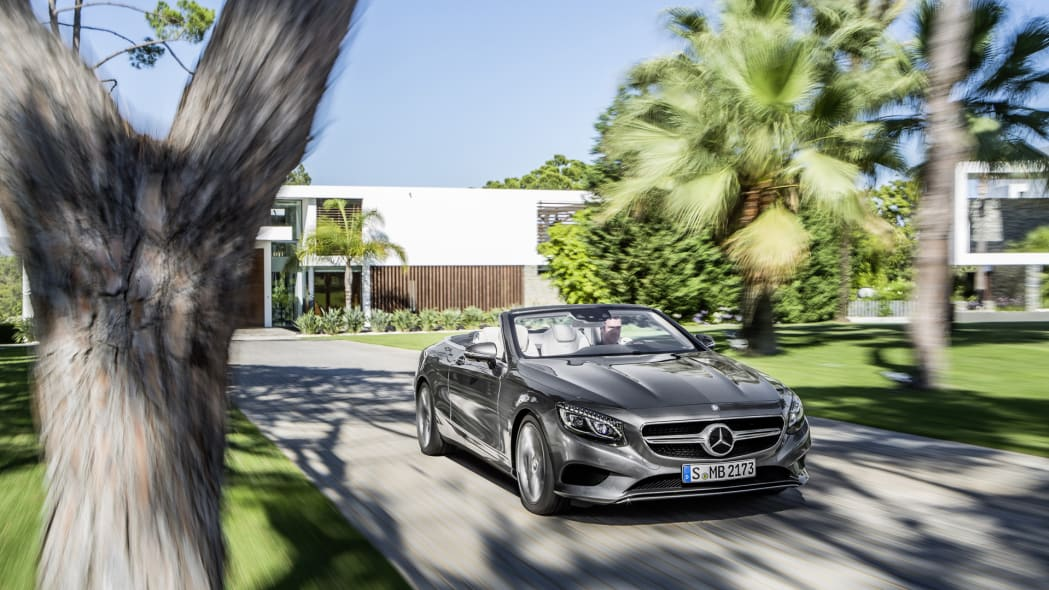 s550 mercedes house action cabriolet s-class mercedes