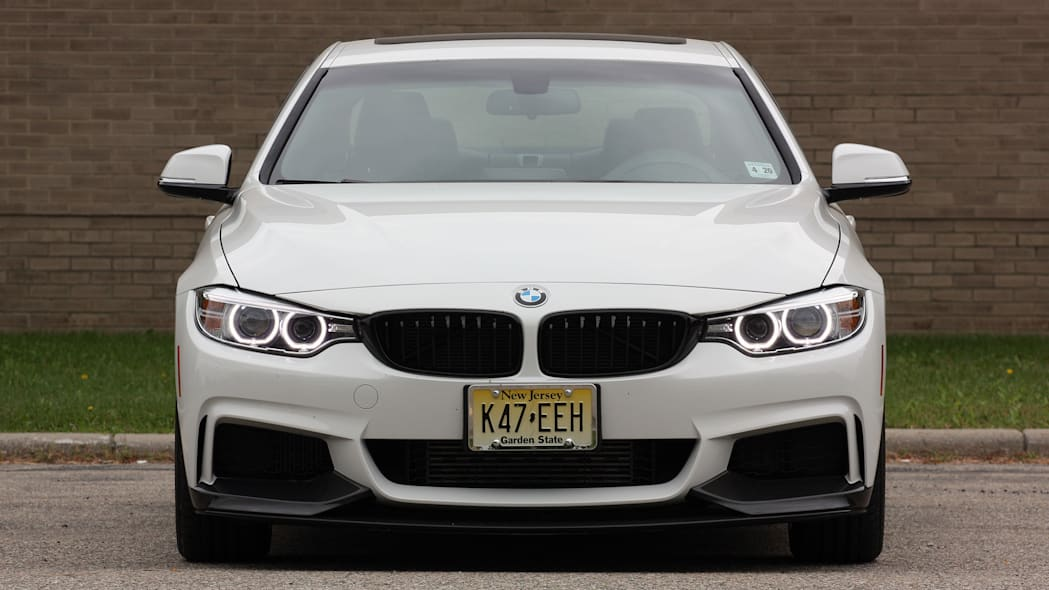 2016 BMW 435i ZHP Coupe dead front