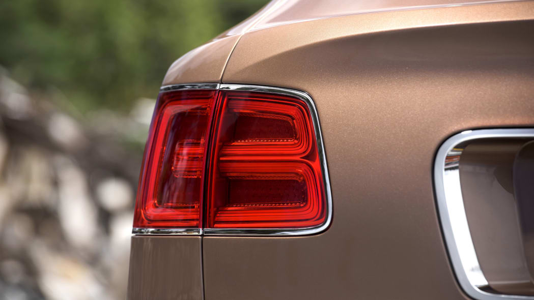 Bentley Bentayga tail lamp light