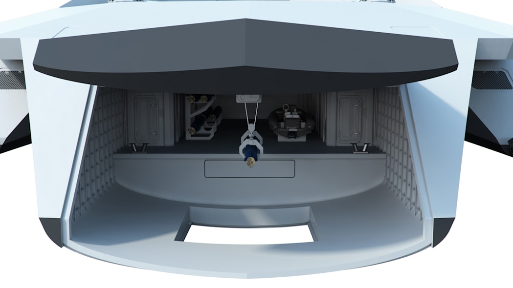 microwave dreadnought 2050 navy concept
