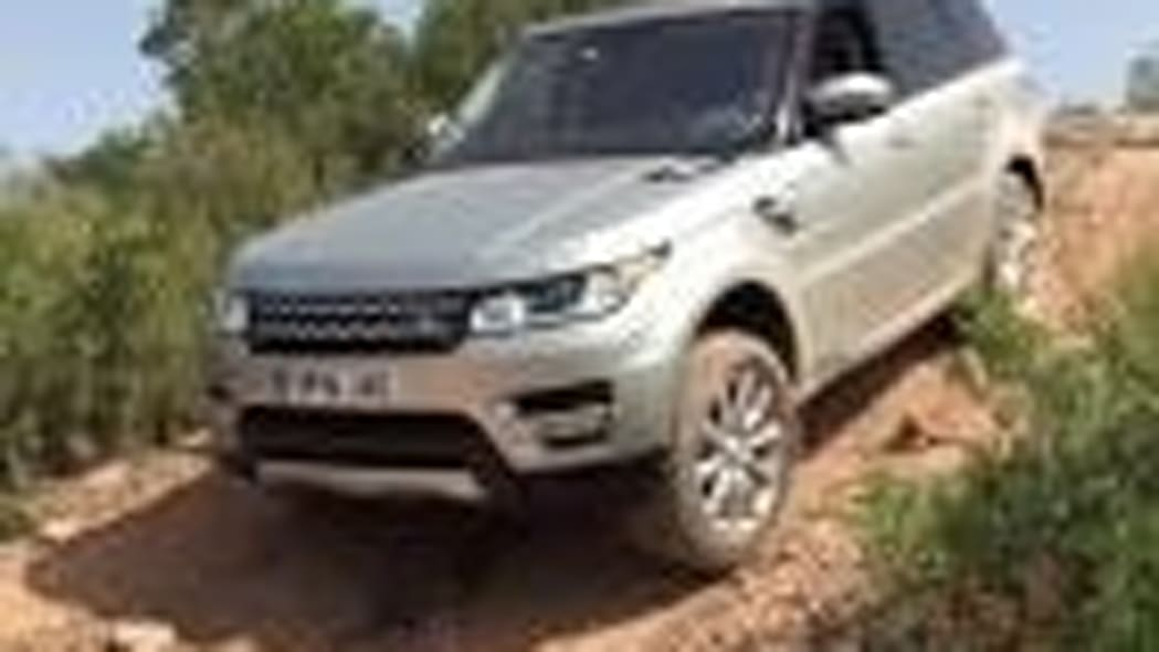 Jaguar And Land Rover In Spain | On Location