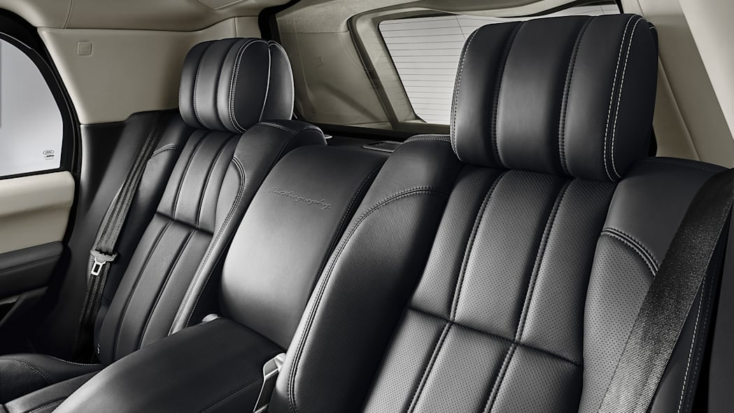 land rover range rover autobiography sentinel cabin