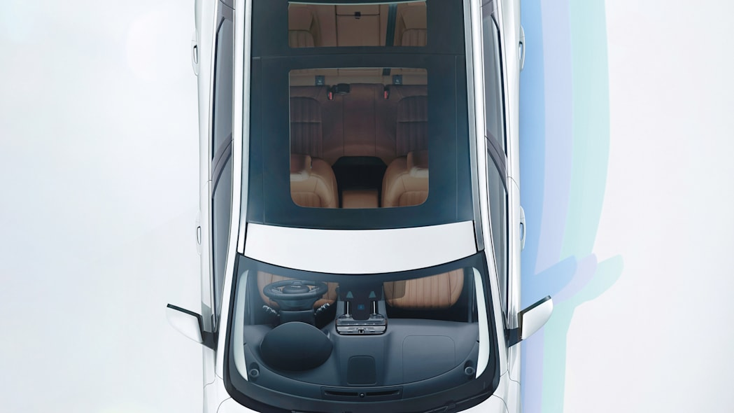 f-pace roof glass sunroof jaguar frankfurt