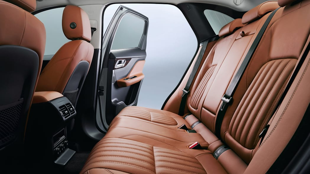 f-pace backseat 2017 jaguar door open interior