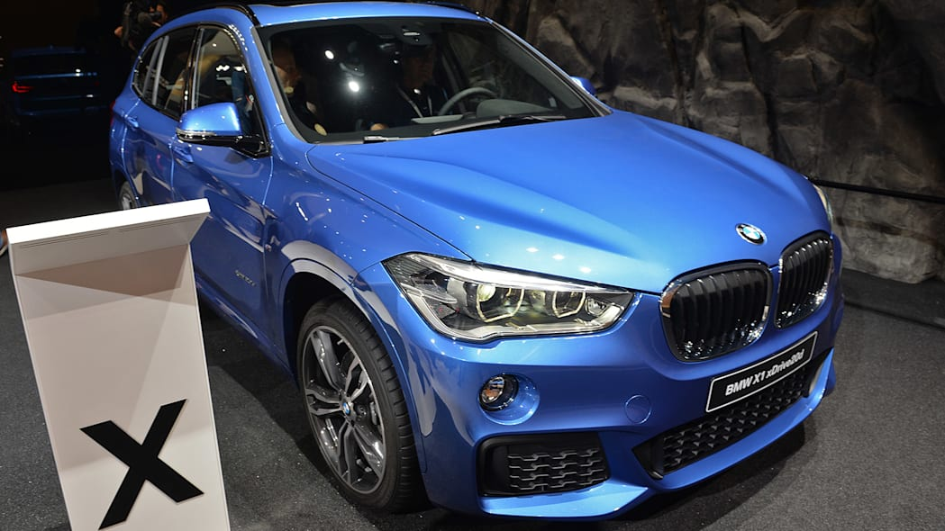 2016 BMW X1 takes a more mainstream approach [w/video]