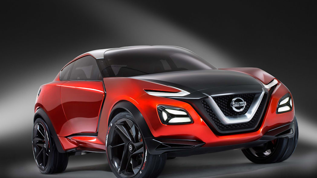 nissan gripz concept studio crossover angle