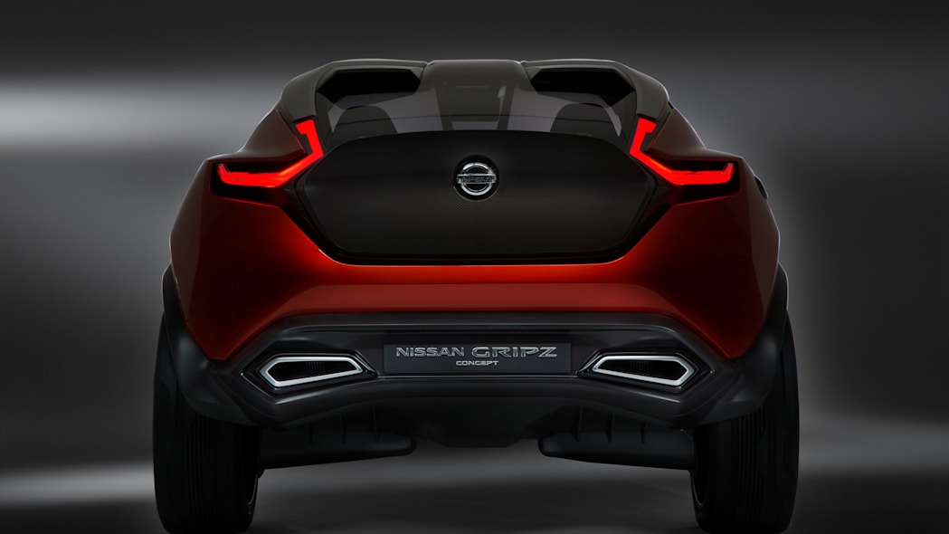 gripz taillights exhaust nissan concept crossover