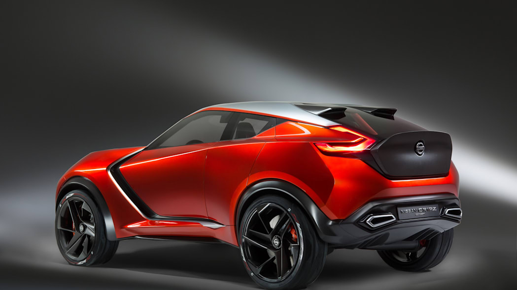 gripz taillights nissan concept crossover