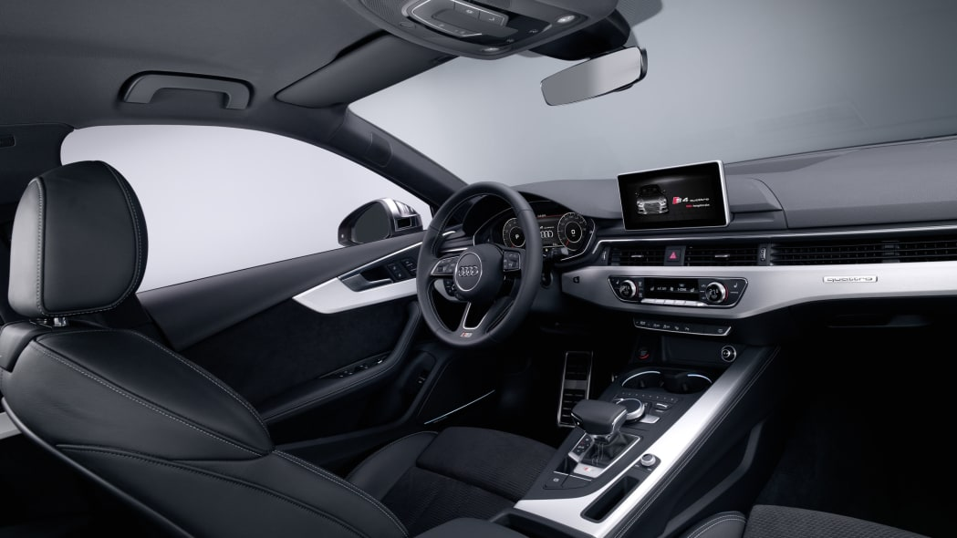 2017 audi s4 interior upholstery