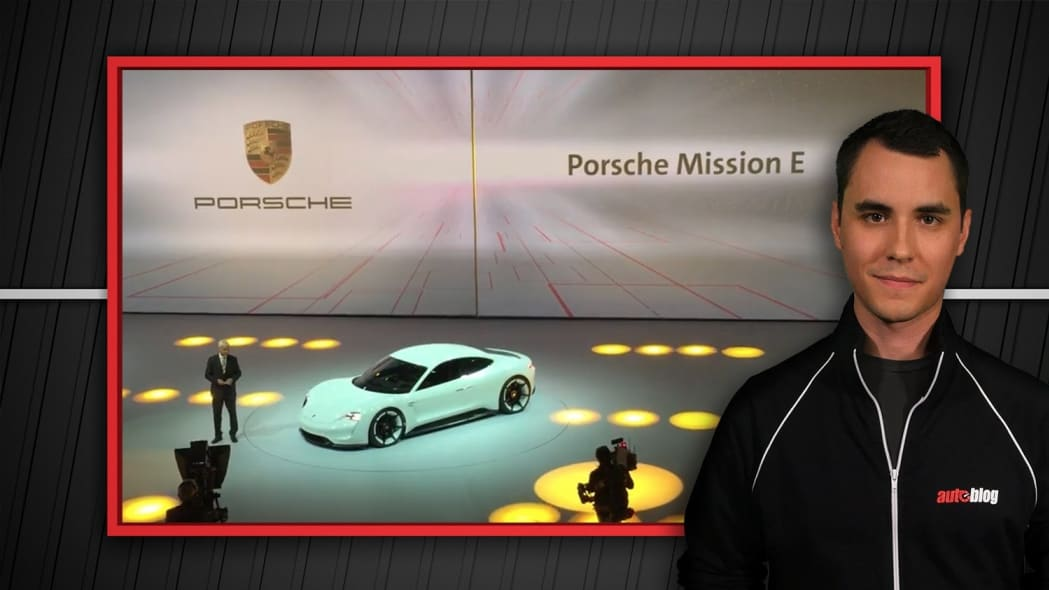 Porsche Goes After Tesla, VW Group Night | Autoblog Minute