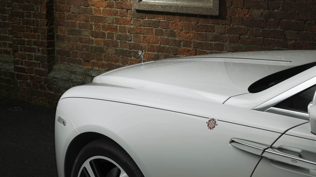 Rolls-Royce Wraith History of Rugby hood