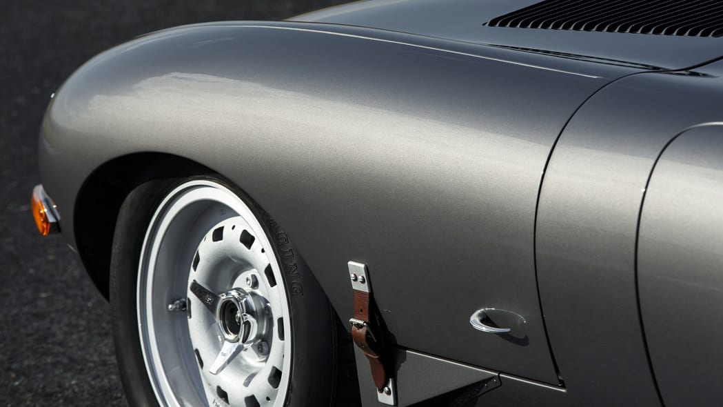 Jaguar Continuation Lightweight E-Type front fender