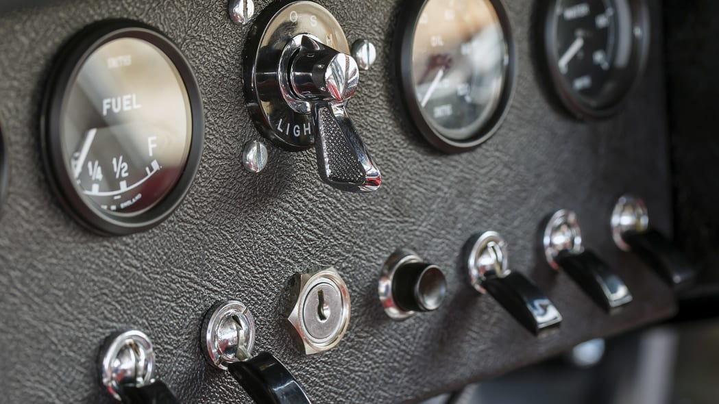 Jaguar Continuation Lightweight E-Type toggle switches