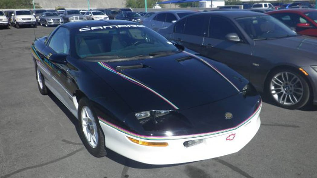 1993 Chevrolet Camaro Indy 500 Pace Car front right