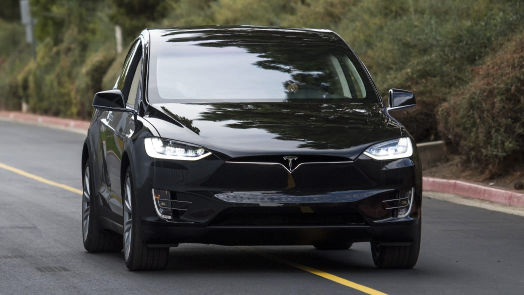 Tesla Motors Inc. Model X SUV Reveal