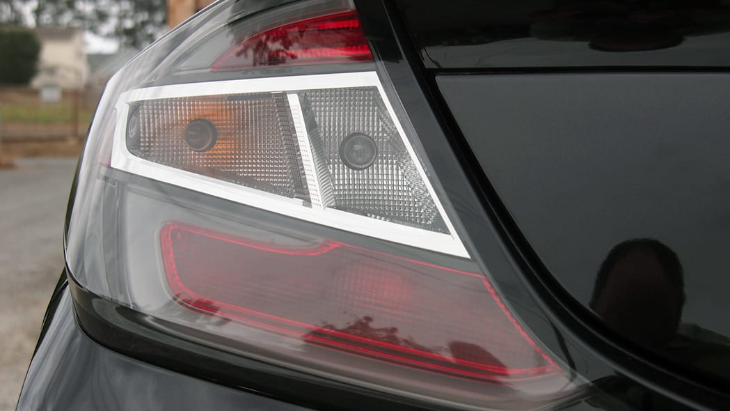 2016 Chevrolet Volt taillight