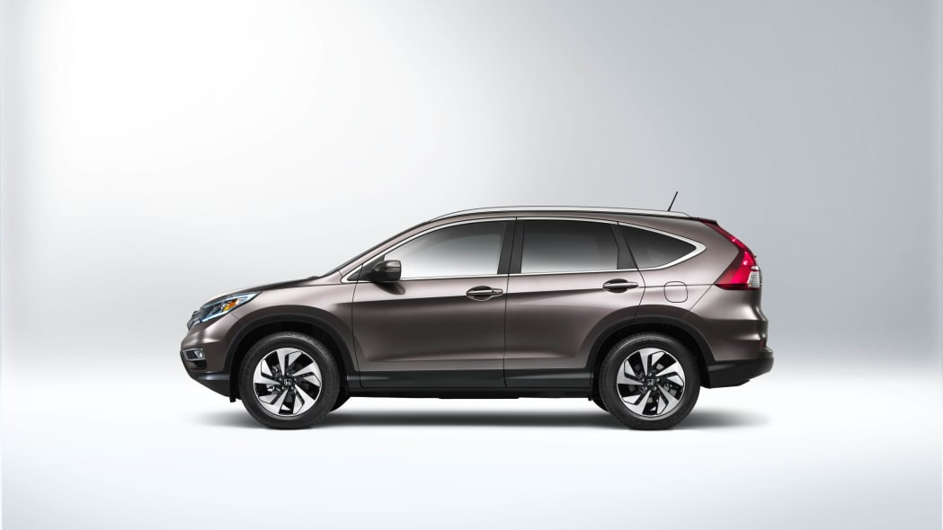 2016 Honda CR-V profile