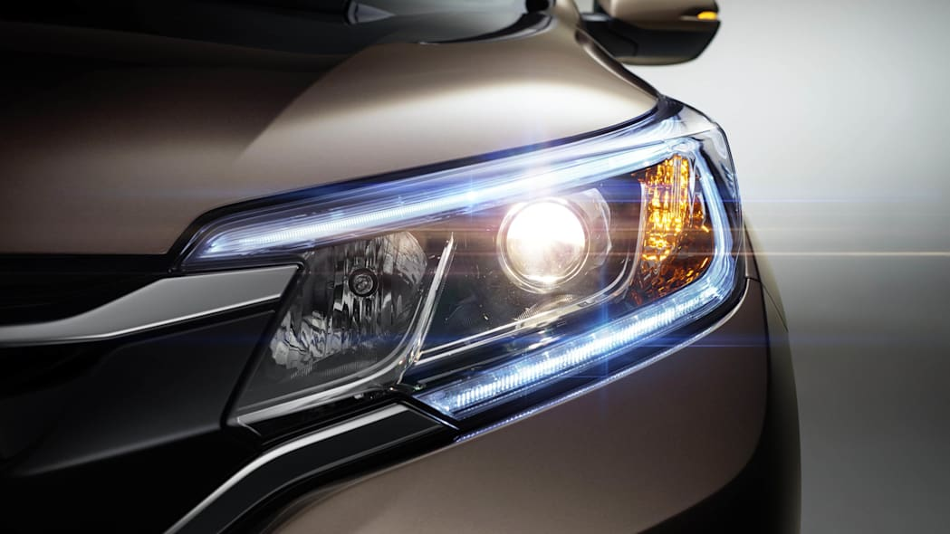 2016 Honda CR-V headlight