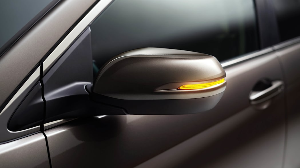 2016 Honda CR-V side mirror indicator