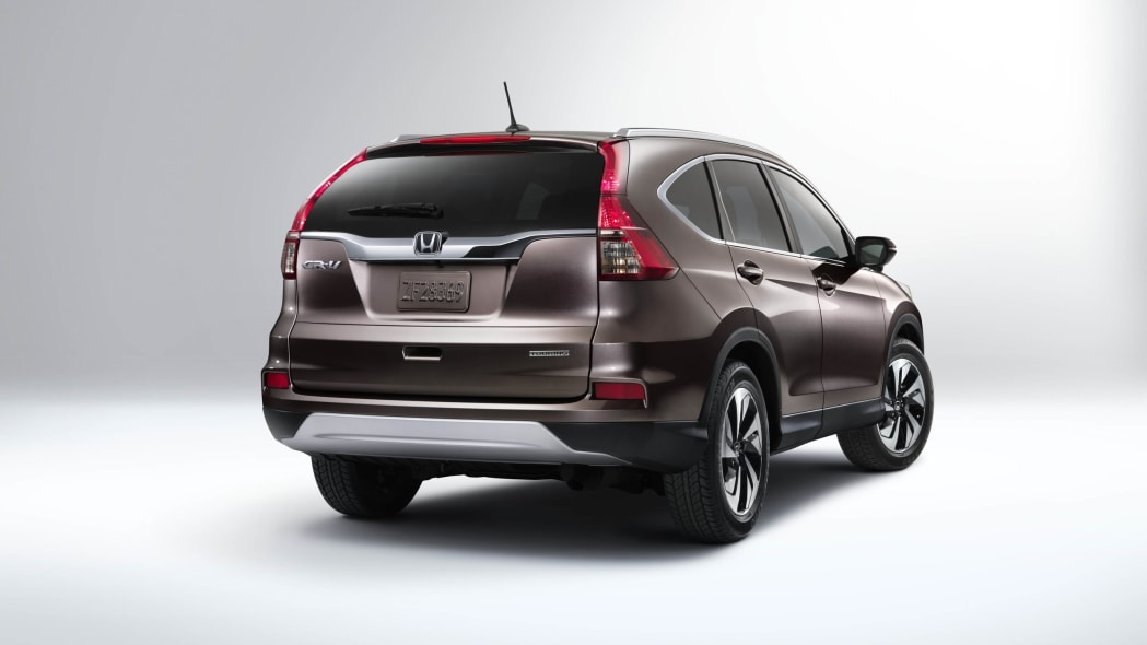 2016 Honda CR-V rear 3/4