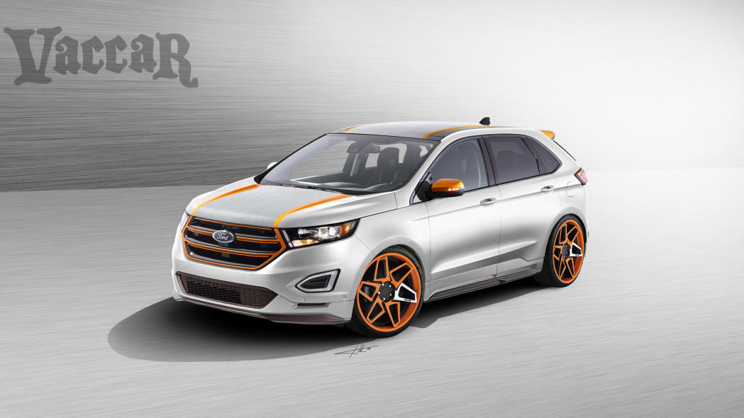 Ford Edge Sport Vaccar