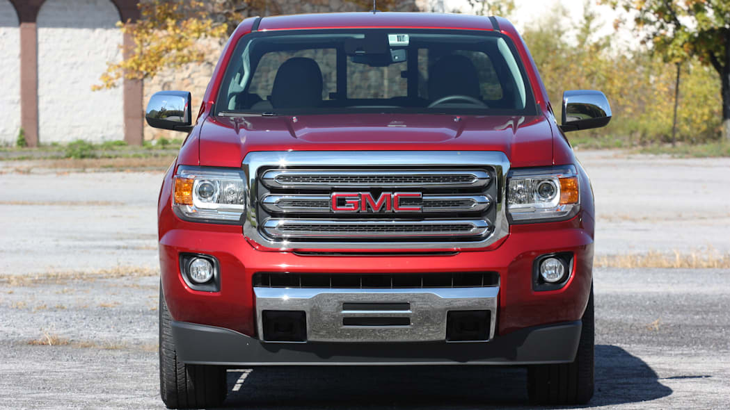 2016 GMC Canyon Diesel dead front