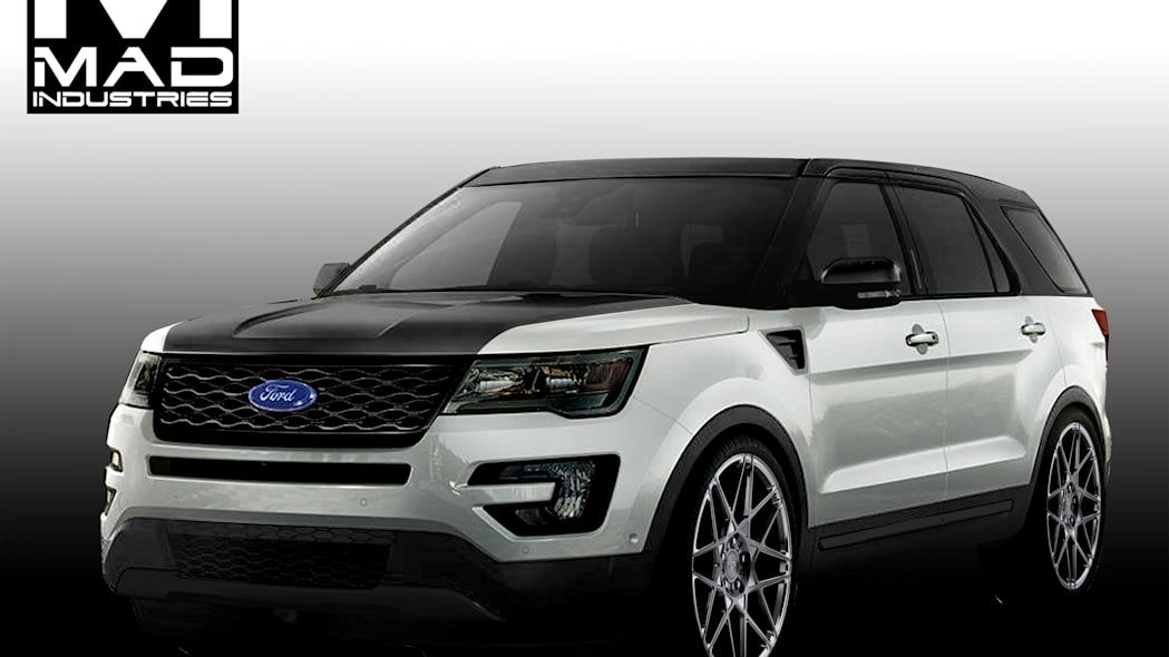 Ford Explorer Sport by MAD Industries
