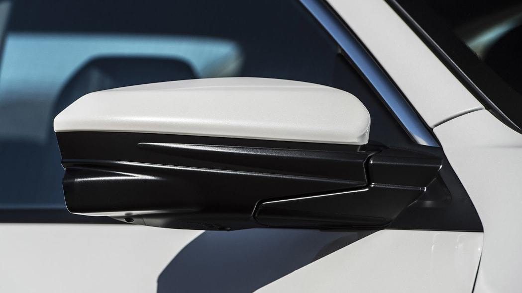 2016 Honda Civic side mirror