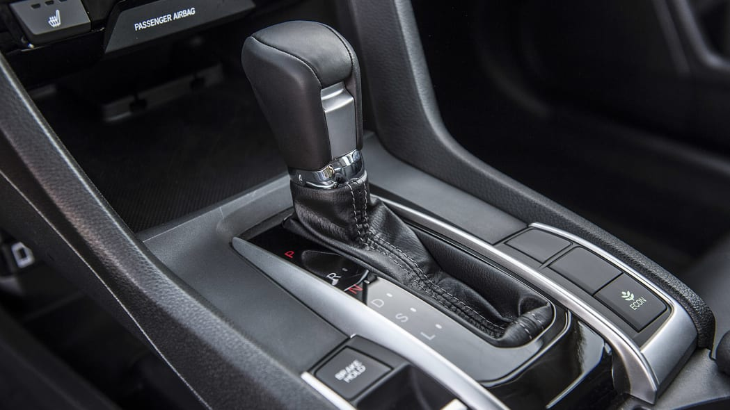 2016 Honda Civic shifter