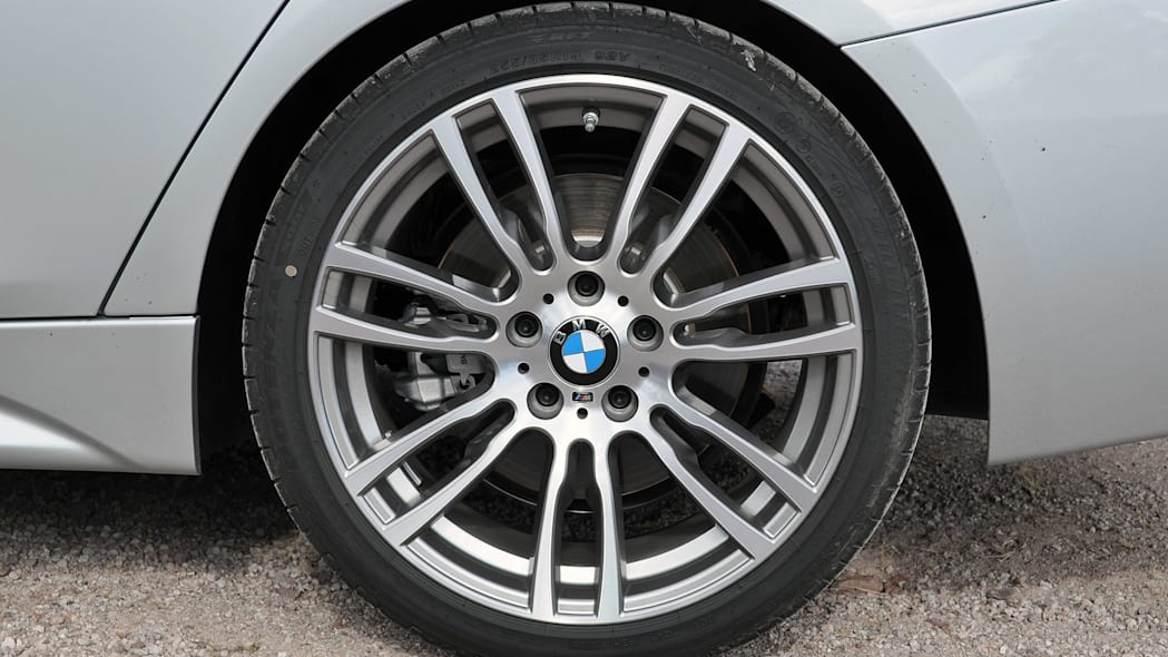 2016 BMW 3 Series wheel
