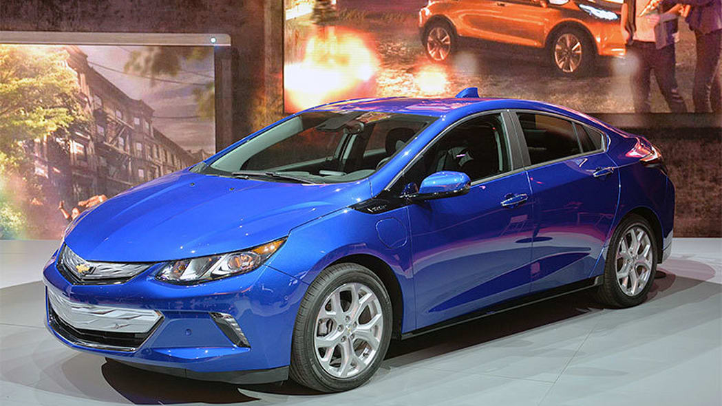 2016 Green Car Of The Year Finalist: Chevy Volt