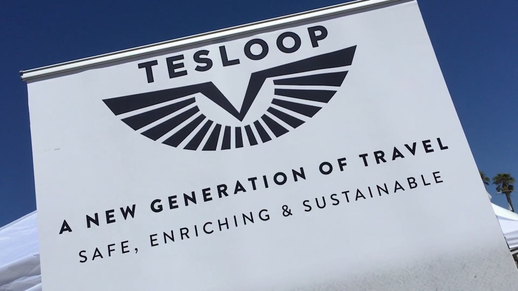 Tesloop Puts a Bus in a Tesla | Autoblog