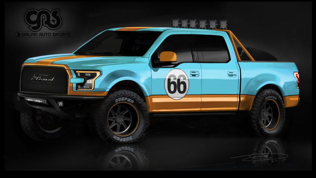 Ford F-150 by Galpin Auto Sports
