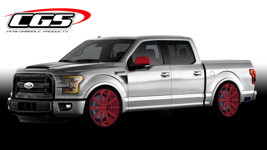 Ford F-150 by CGS