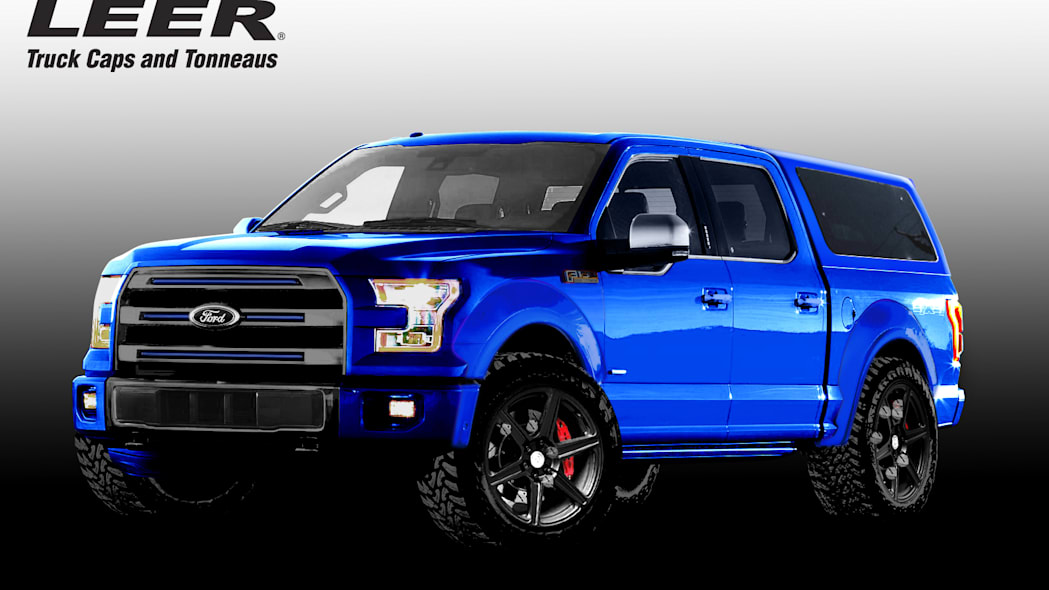 Ford F-150 Outdoorsman by Leer