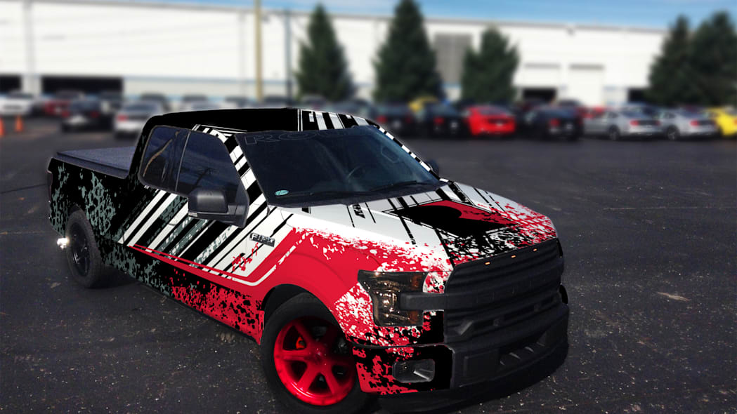 Ford F-150 by Roush
