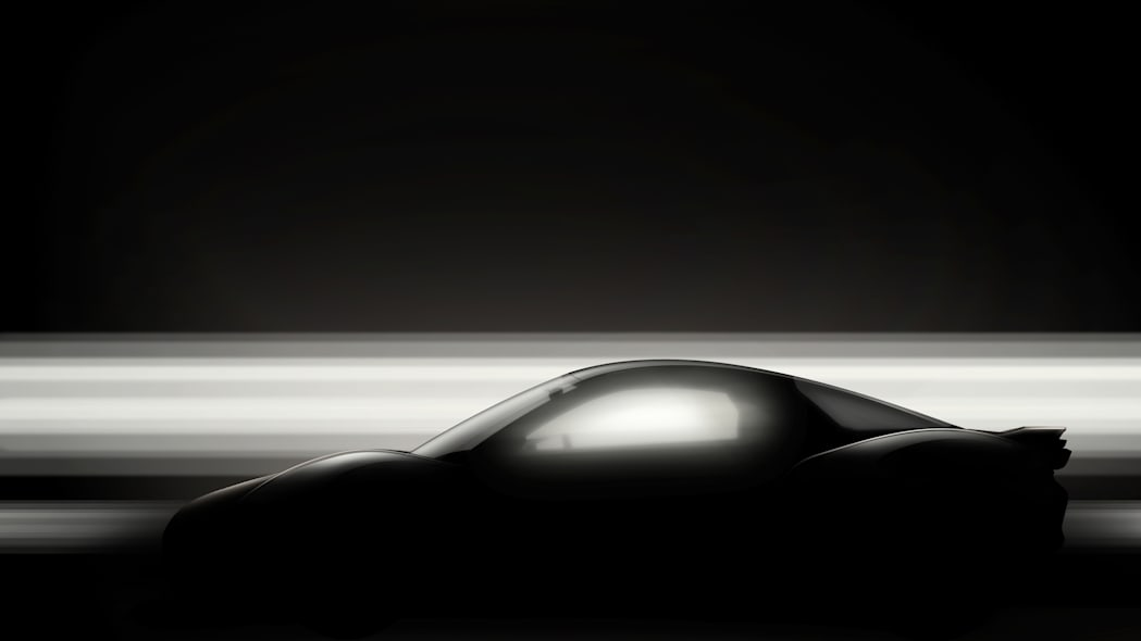 Yamaha teases coupe concept for Tokyo