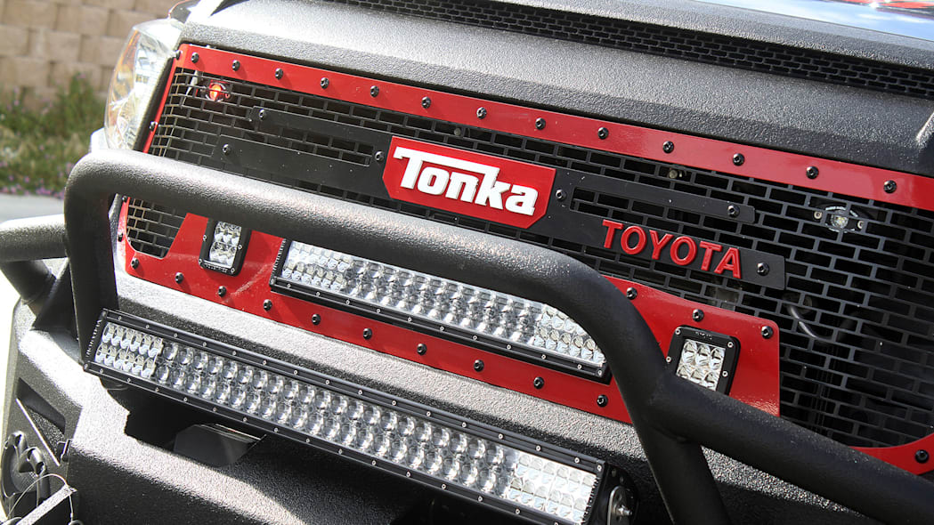 Tonka Tundra Emergency Rescue grille