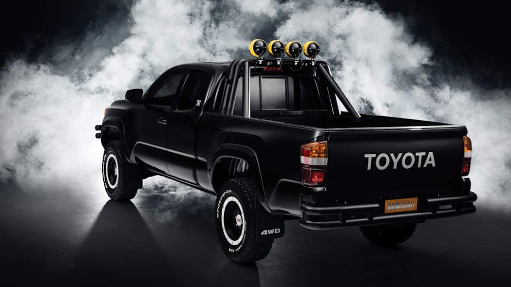 bf goodrich toyota tacoma pickup back to the future