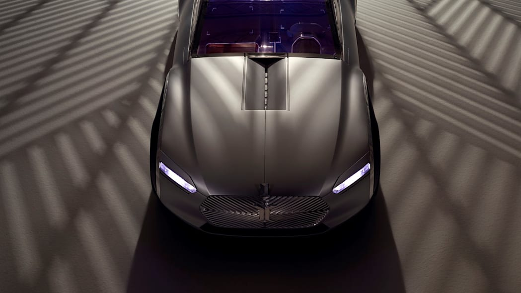 renault coupe corbusier concept top