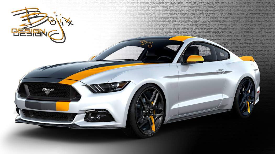 Ford Mustang Fastback by Bojix Design