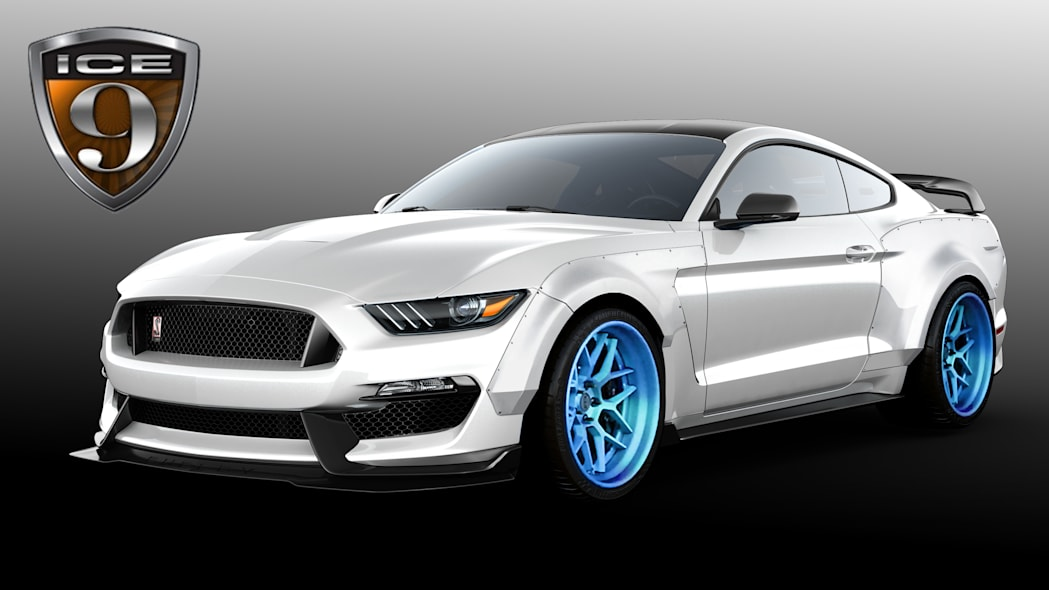 Ford Mustang Fastback by Ice Nine Group