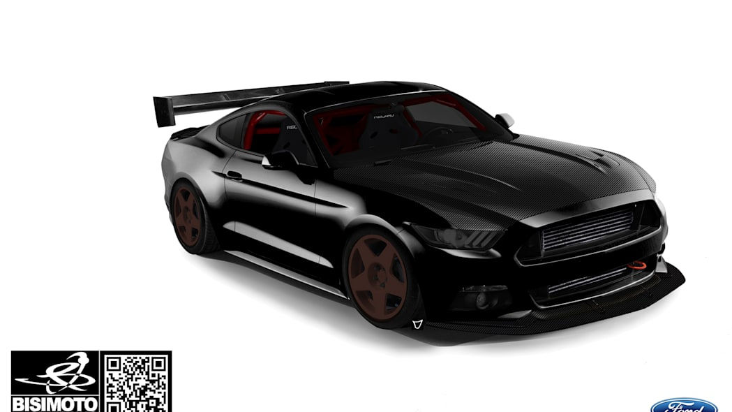 Ford Mustang Fastback by Bisimoto